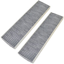 2-pack Cabin Air Filter for MINI Cooper Clubman Clubman S Clubman JCW 2008-2012