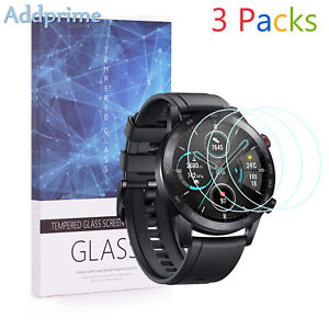 For-Honor-Magic-Watch-2-46mm-Ver-9H-Tempered-Glass-Screen-Protector-3-Packs