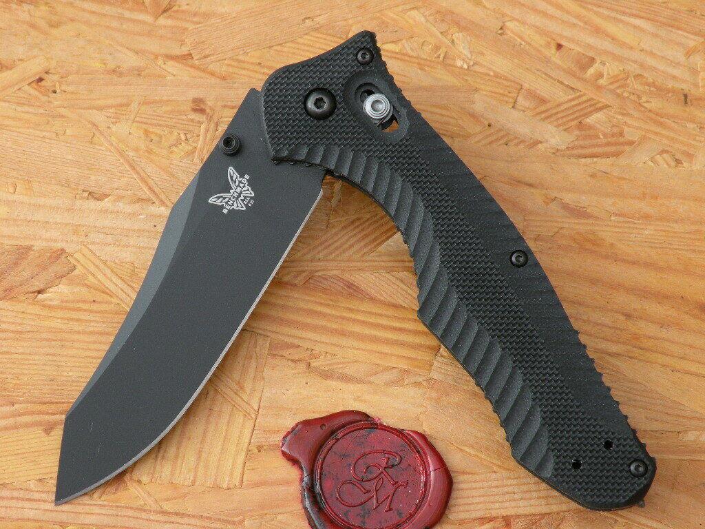 Benchmade 810BK - Osborne, CONTEGO, Axis