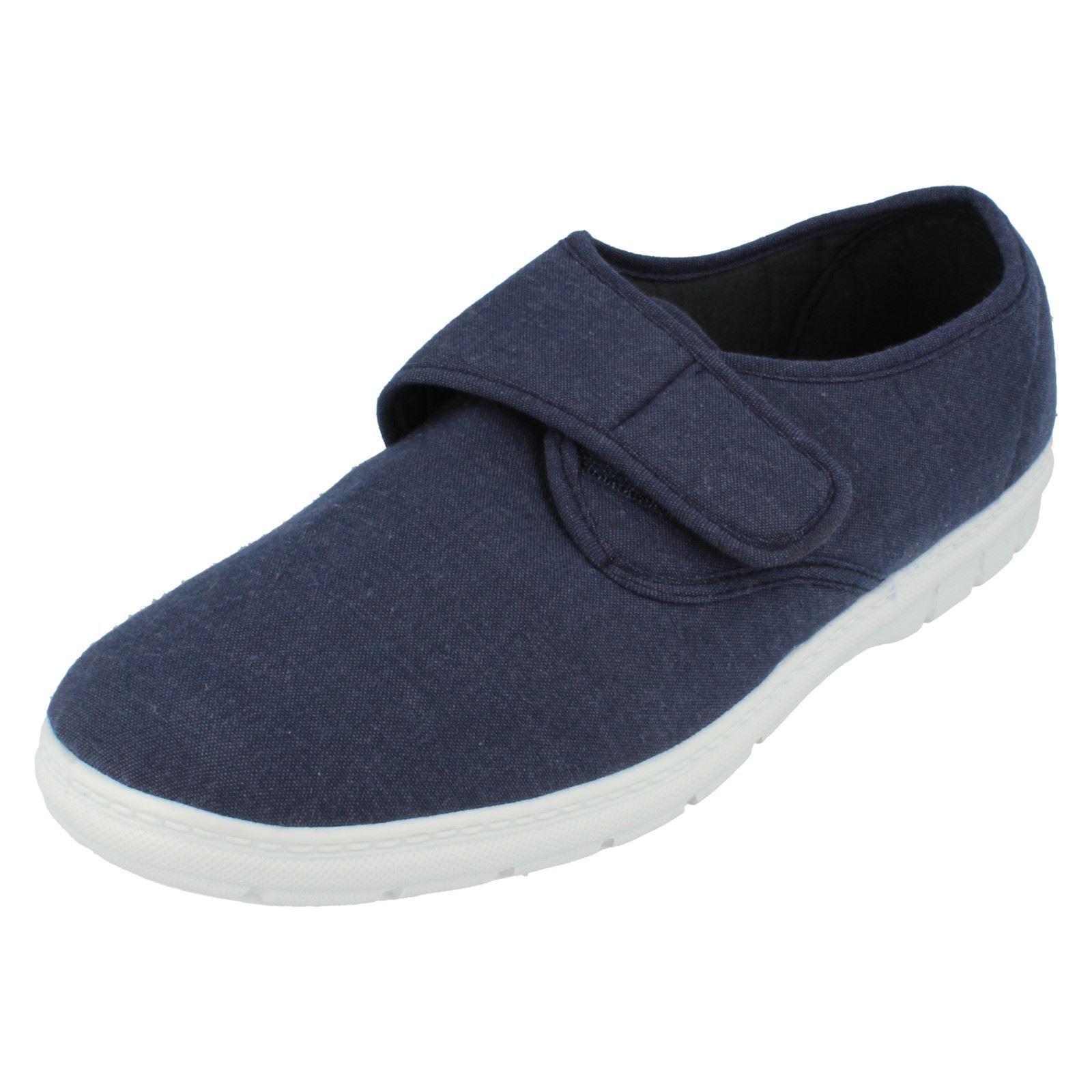 Men's/Women's - Mens Classics Navy Shoes - Men's/Women's Arthur Strong heat and wear resistance Stylish and fun Human border 295619