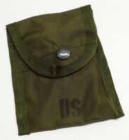 Usgi Lc-1 First Aid Compass Pouch Dla 1982 Od Olive Drab Case Alice