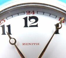 ZENITH Taschenuhr Nickel Chronometer pocket watch Schweiz Swiss made um 1910