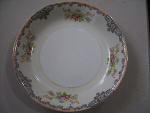 Vintage-Rare-Wexford-China-7-1-2-034-Soup-Cereal-Bowl