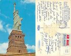 USA - New York City - The Statue of Liberty SENT TO TICINO (S-L XX388)