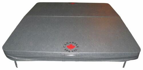 Canadian Spa Proline Grey Cover 208 x 208cm