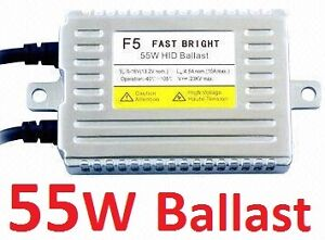 1-x-55W-12V-HID-Digital-AC-Ballast-1yr-warranty-Melbourne-seller
