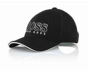 9835ce275e6 Sale Hugo Boss Green CAP US 50251244 001 Men s Baseball Cap Black ...
