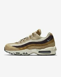 Details about Nike Air Max 95 PRM DesertCamper GreenMuted Bronze Mens Shoes 538416 205