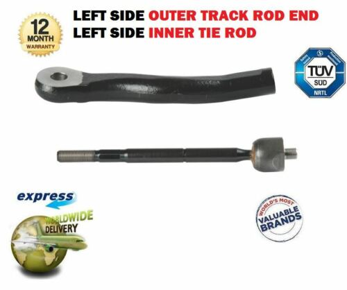 INNER LEFT TRACK RACK TIE ROD END FOR LEXUS IS200D IS220 IS250 2005-/> 1X OUTER