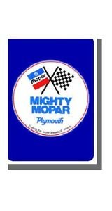 Mighty-Mopar-Plymouth-Playing-Cards-Valiant-Dodge-Jeep-Hemi-Chrysler-426-440-360