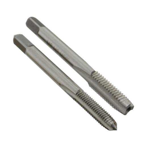 Metric Machine /& Hand Fine Thread Tap Threading Tools HSS Plug Tap M3-M13