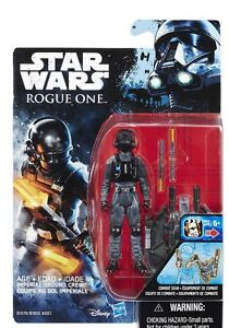 STAR-WARS-ROGUE-ONE-IMPERIAL-GROUND-CREW-3-75-034-Figure-New-Hasbro
