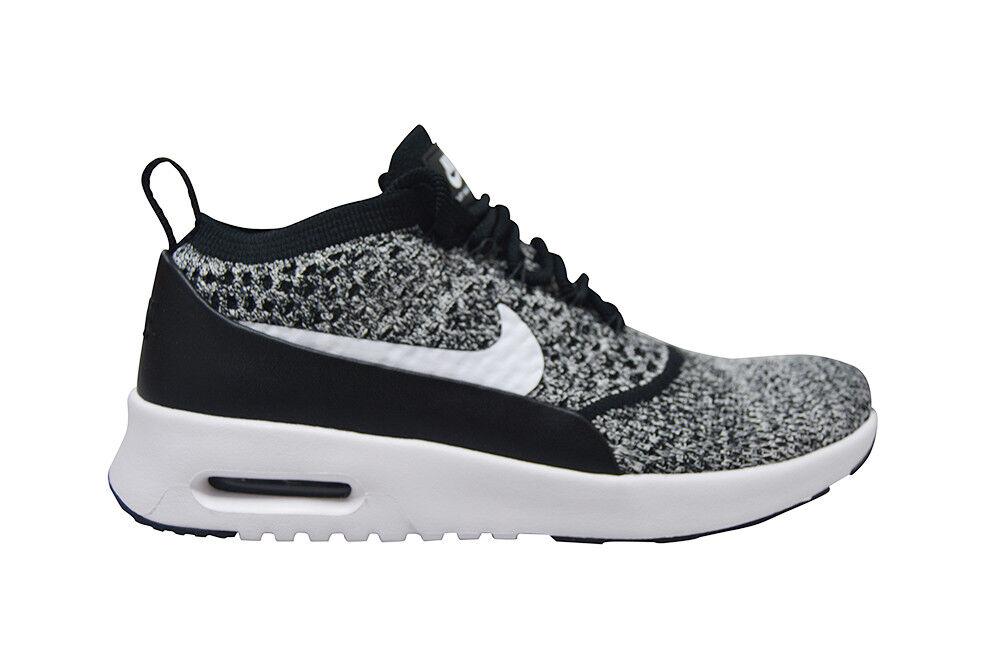 Donna nike air max thea ultra fk - 881175001 - bianco nero scarpe da ginnastica