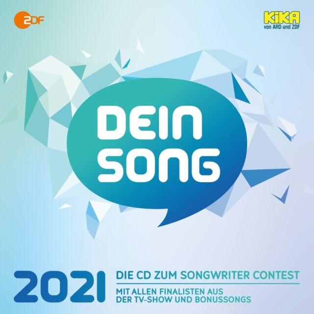 Dein Song 2021, 1 Audio-CD