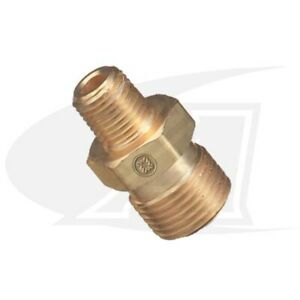 1-4-034-Male-NPT-Adapter-For-CGA-Cylinder-Fittings-Cylinder-CGA-Fitting-CGA-555