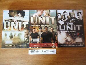 LOTE-ESTUCHE-DVD-THE-UNIT-COMMANDO-ELITE-INTEGRALE-TEMPORADAS-1-2-3-SERIE
