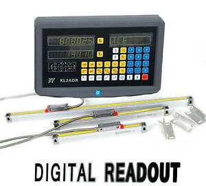 2-Axis-Digital-Readout-Precision-Linear-Glass-Scale-DRO-Display-Kit-Milling-EDM