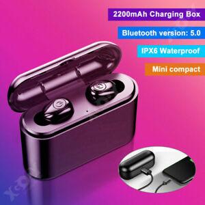 Bluetooth-5-0-Casque-TWS-Ecouteurs-sans-fil-In-Ear-Ecouteur-stereo-IPX6-Etanche