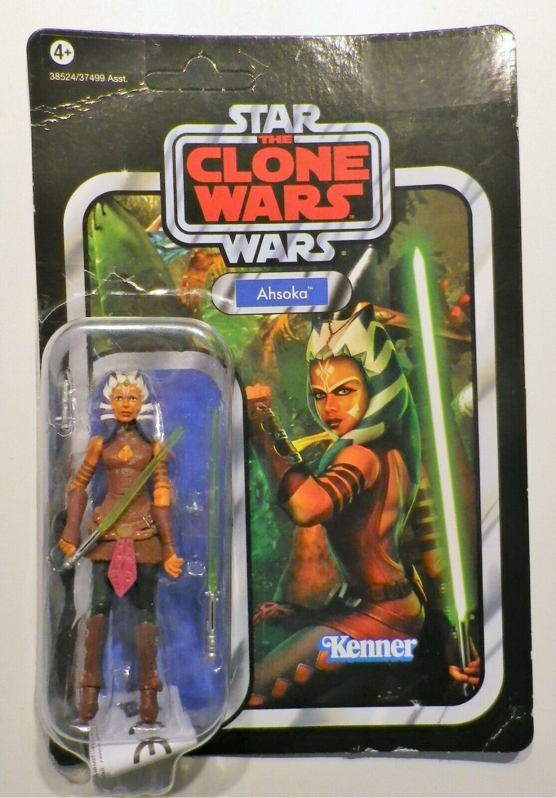 STAR WARS Ahsoka vintage collection
