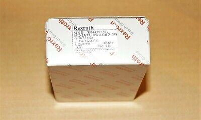 Bosch Rexroth Linear R044351201 Mini Block Size 15 New in Box