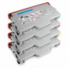 4 Color Toner Cartridges for RICOH Aficio SP C210SF CL1000n Printer Fax Copier