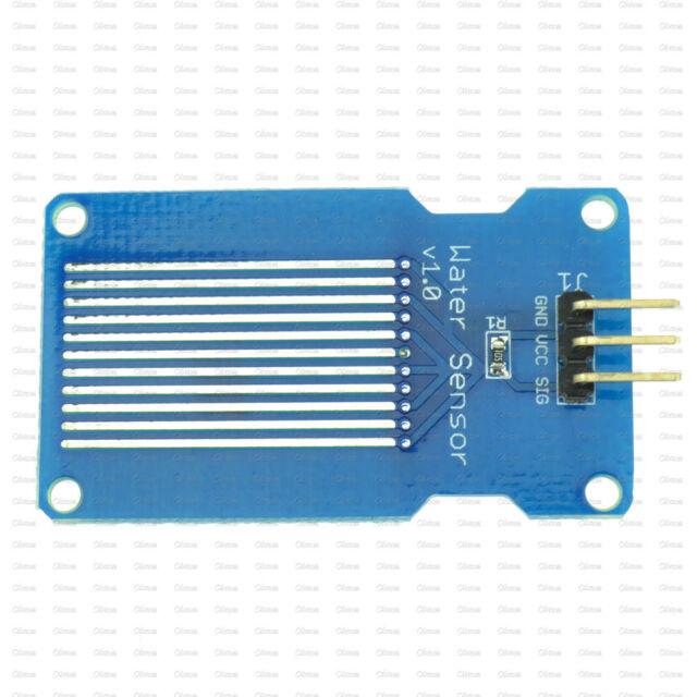 Water Level Detection Height Depth Sensor Module Rain Raindrop For Arduino