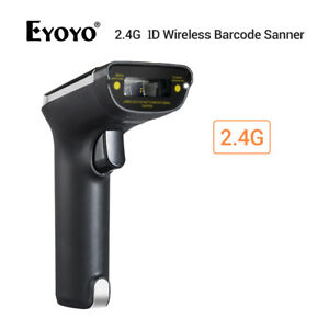 Details about Epson EY-007S 2 4G Wireless 1D Barcode Scanner Gun for  Win7/8/10/XP Mac OS