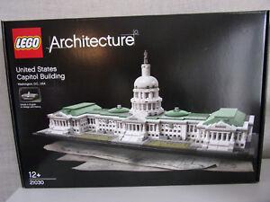 Lego Architecture 21030 United States Capitol Building (Etats-Unis) -