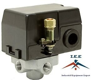 Details about MAKITA Air Compressor Pressure Switch Cut off 135 PSI on