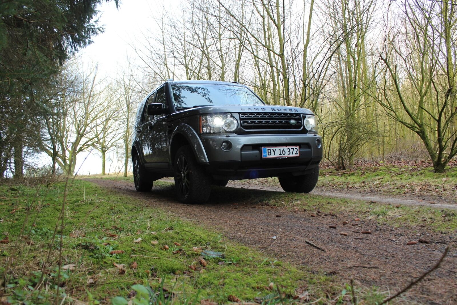 Land Rover Discovery 4 3,0 SDV6 HSE aut. 5d