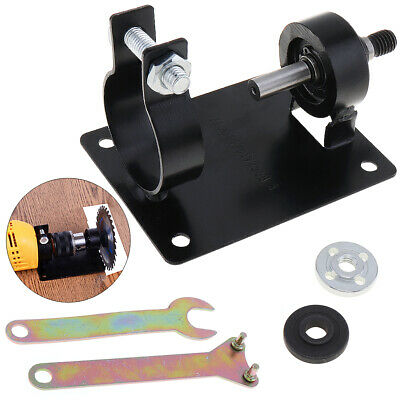 5pcs//set 10mm Electric Drill Cutting Seat Stand Holder Set for Polishing Grinder