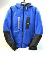Men's Coldwave Sno Storm Snostorm Snowmobile Jacket Blue/black Ski Winter Jacket