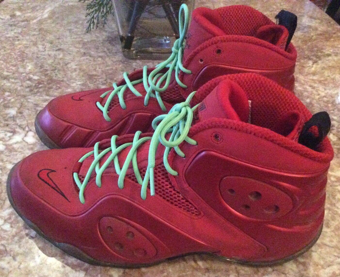 Nike zoom recluta uomini della squadra rossa atletico scarpe taglia 13, 472688 601