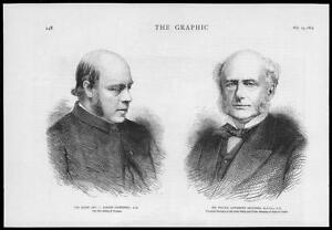 1879-Antique-Print-PORTRAITS-Rev-Barber-Lightfoot-Thomas-Seccombe-074