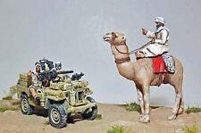 Milicast UK077 1/76 Resin WWII British SAS North Africa Jeep