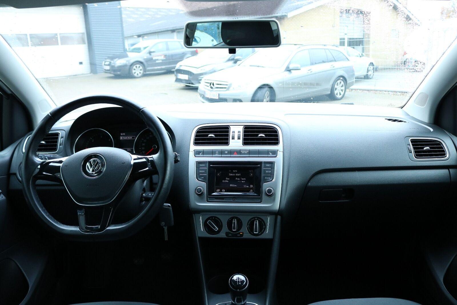 VW Polo TDi 75 BlueMotion