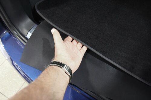 Kofferraummatte mit Ladekantenschutz für Toyota Auris Touring Sports 2 Bj 2015