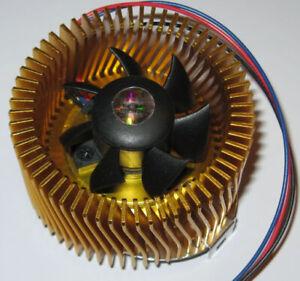 Thermaltake-Golden-Orb-Socket-370-Pentium-III-CPU-Cooler-Fan-Heatsink-FC0370