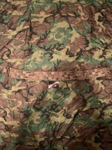 granite gear multicam molle padded war belt xl seal cag devgru eagle lbt nsw