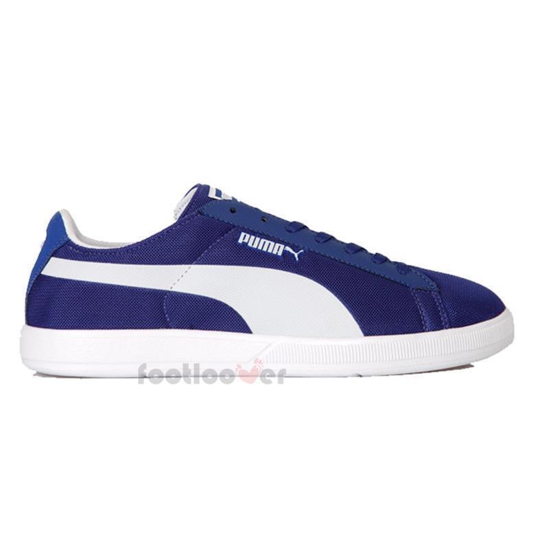 Scarpe Puma Bolt Lite Low Cm Rt 355902 01 uomo blue Sport Scarpe classiche da uomo