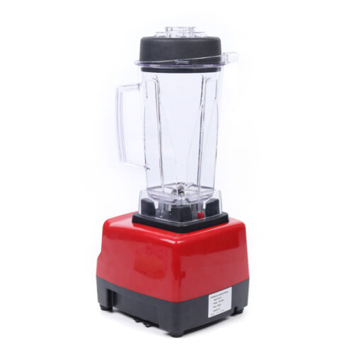 2L Commercial Smoothie Blender Multi-funtion Ice Crusher Stainless Steel Blades