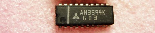 AN3594K Matsushita Circuito Integrado