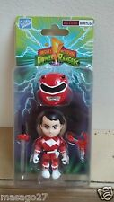 MIGHTY MORPHIN POWER RANGERS RED RANGER CRYSTAL ARMOR EDITION ACTION FIGURE 2015
