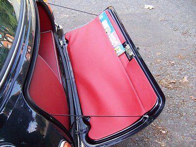Kofferraumdeckel mit Türtaschen Mini Austin Cooper Classic