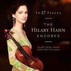 In 27 Pieces: The Hilary Hahn Encores LP (Vinyl, Dec-2016, Deutsche Grammophon)