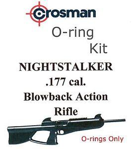 Crosman-Nightstalker-NS1200-O-Ring-Seal-Kit