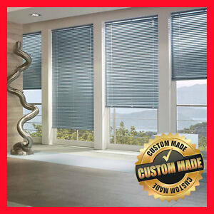 New Custom Made 2110 X 2400 25mm Aluminium Venetian Blind