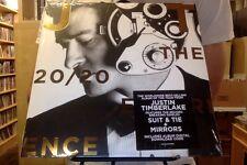 Justin Timberlake 20/20 Experience Pt. 1 2xLP sealed vinyl + downlaod
