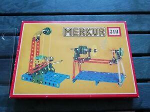 Meccano Merkur 310 Mercury classique Seldom