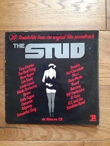 Various-The-Stud-Ronco-RTD-2029-Vinyl-LP-Album-Compilation-Stereo-GF